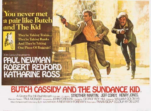 Butch Cassidy And The Sundance