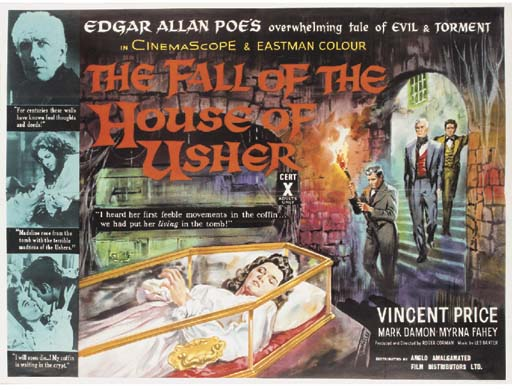 House Of Usher/The Fall Of The