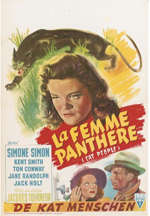 Cat People/La Femme Panthère