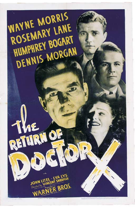 The Return Of Dr. X