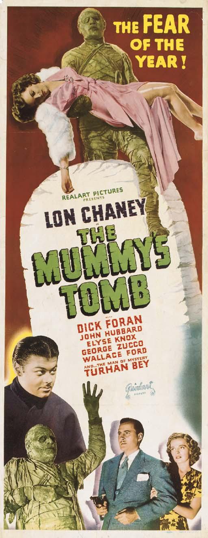 The Mummy's Tomb