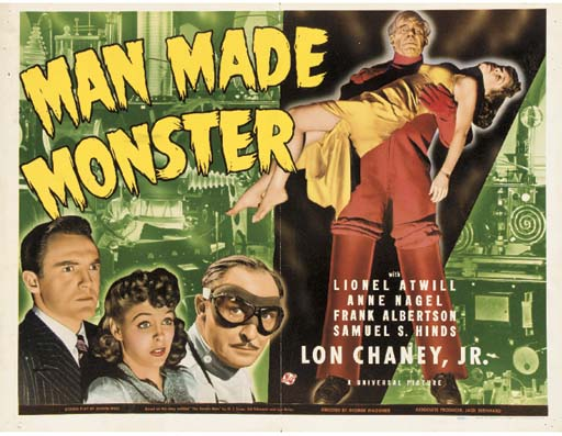 Man-Made Monster