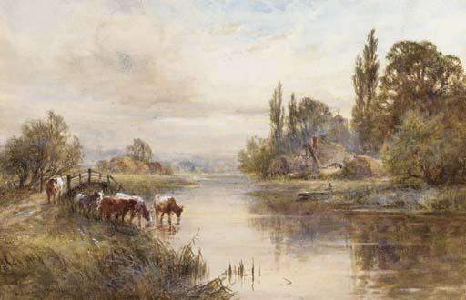 Henry John Kinniard (fl.1880-1
