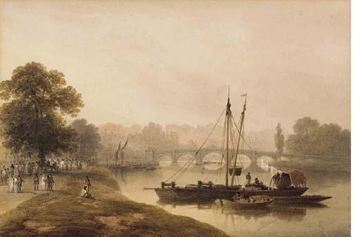 Francis Nicholson O.W.S. (1753