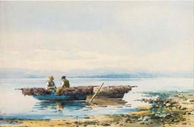 Angelos Giallina (1857-1939 GR