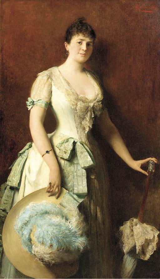 Eduardo Gelli (Italian, 1852-1
