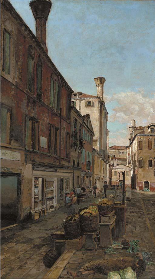 William Graham (American, 1841