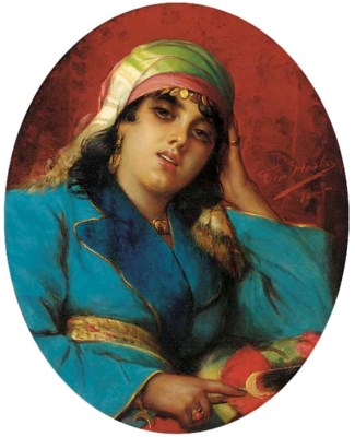 Léon Herbo (Belgian, 1850-1907