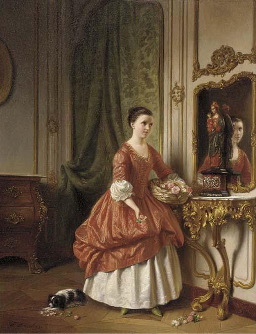Frans Haseleer (Belgian, b.180