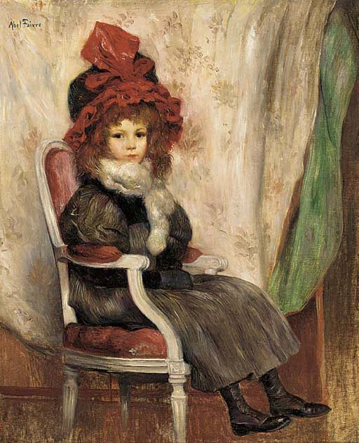 Jules-Abel Faivre (French, 186