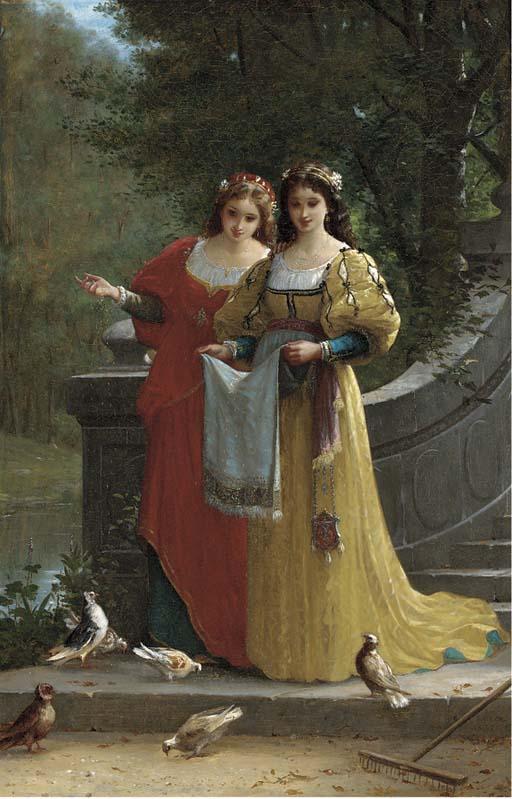 Gustave Doyen (French, b.1837)