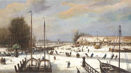 Jacob Plügger (Dutch, 1795-187