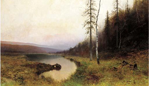 Ludvig Skramstad (Norwegian, 1