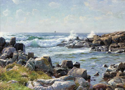 Peder Mork Mønsted (Danish, 18