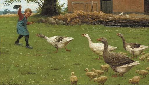 Povl Steffensen (Danish, 1866-