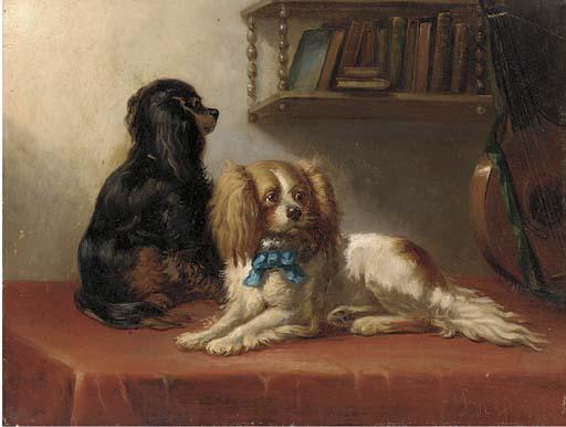 Bernard de Gempt (Dutch, 1826-