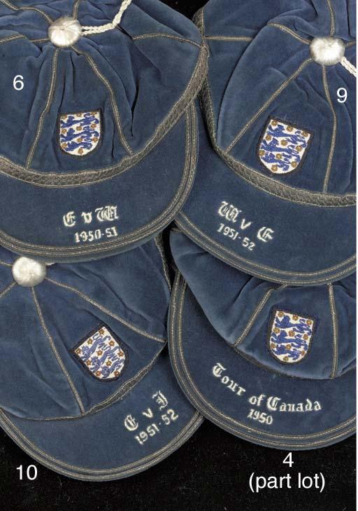 A blue England v. Wales Intern