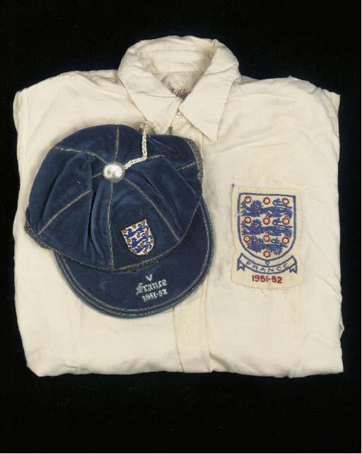 A blue England v. France Inter