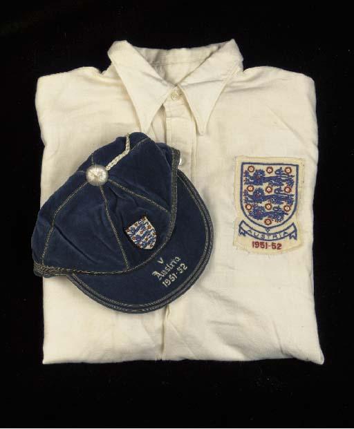 A blue England v. Austria Inte