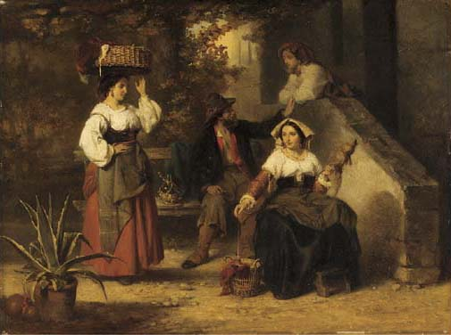 Attributed to Karel Frans Phil