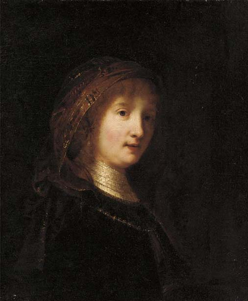 Manner of Rembrandt Harmensz v