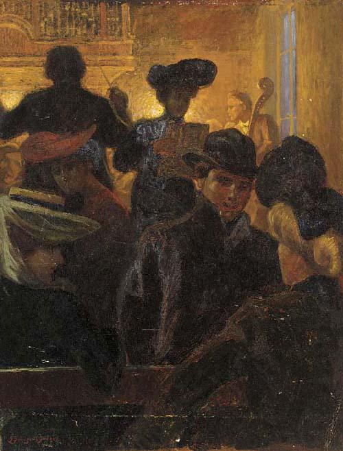 Louis Bourgeois Borgex (b.1873