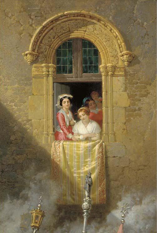 Penry Williams (1798-1885)