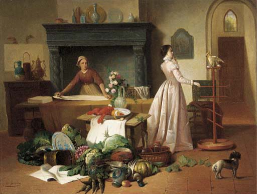 Francois Jacobs, 19th Century