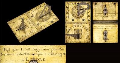 A rare 18th-Century English do