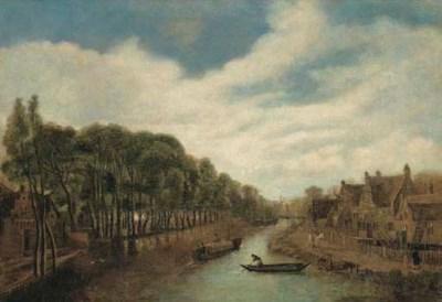 Circle of Cornelis Gerritsz. D