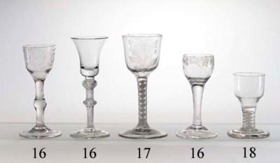 An opaque-twist firing-glass
