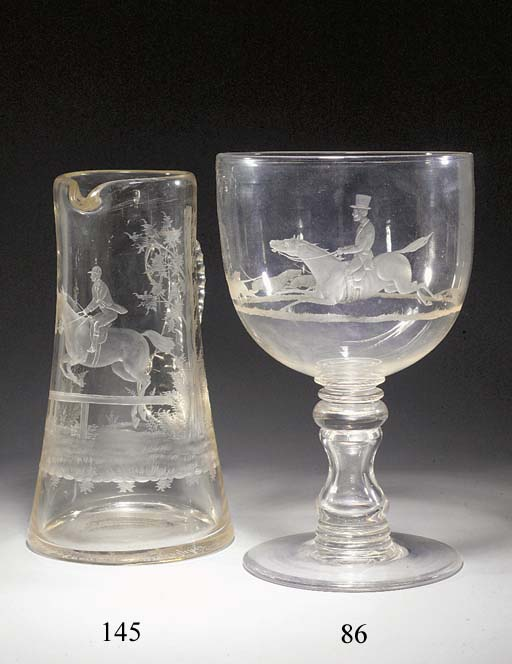 A mammoth goblet