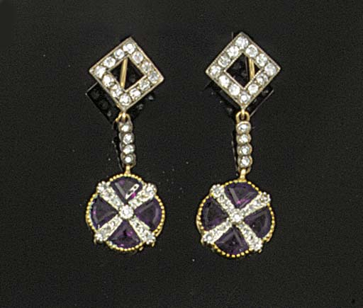 A pair of early 20th century a
