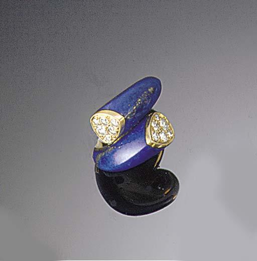 A Van Cleef & Arpels diamond a