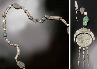 A Gerda Flockinger necklace an