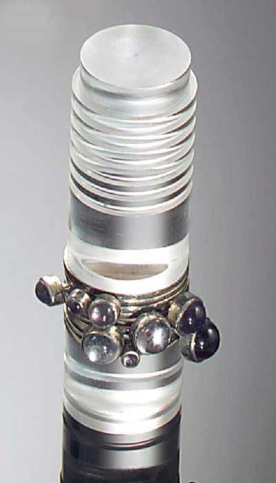 A Wendy Ramshaw ring set,