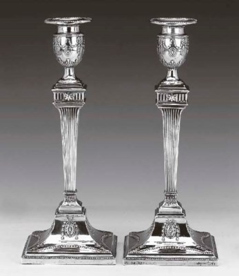 A PAIR OF LATE VICTORIAN ADAM-
