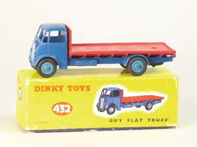 Dinky Fire Service and Commerc