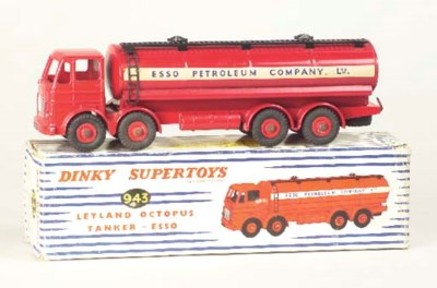 Dinky Fodens and Leyland