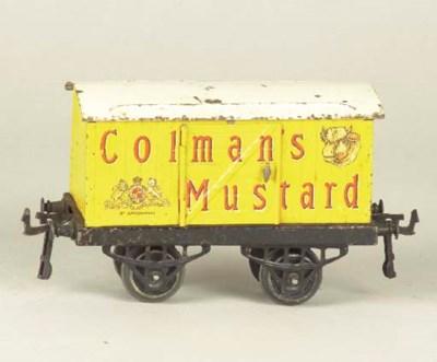 A Hornby Series (MLDL) Colman'