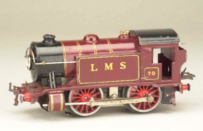 A Hornby Series Electric E120