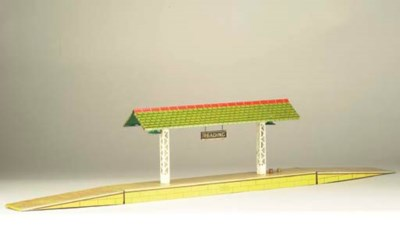 Hornby Series Buildings and Ac