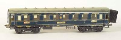 A Märklin special-order 40cm.