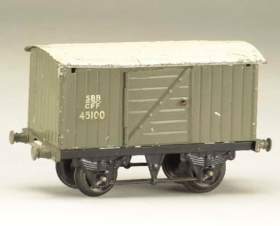 Märklin and other Rolling Stoc