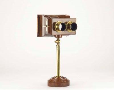 Brewster-pattern stereoscope