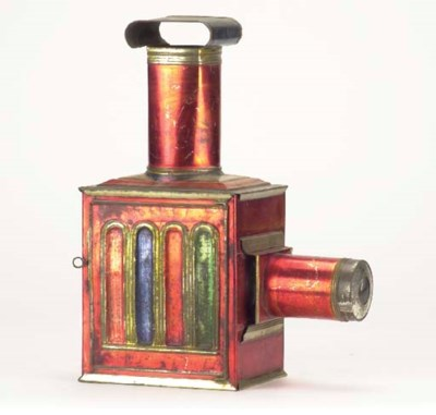 Medallion lantern