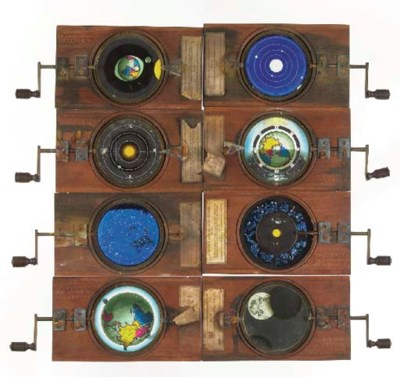 Astronomical slides