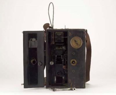 Cinematographic camera no. 640