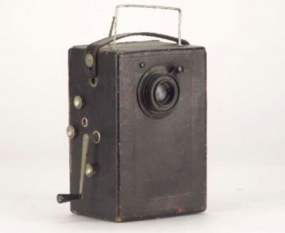 Cinoscope camera