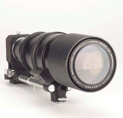 Telyt f/5.6 400mm. no. 2226912